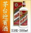 【中国マオタイ酒】茅台迎賓酒(500ml・53度・箱付)о_マオタイ酒_紹興酒・中国酒_マオタイ酒