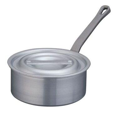 TKG アルミニウム片手浅型鍋 目盛付(アルマイト加工) 27cm [3-0022-0405] 【業務用】【グループC】