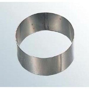 セルクルリング 直径80×H45 丸型(スポット熔接) 【業務用】【グループA】