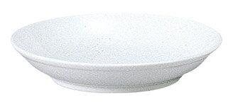 7インチフカヒレ皿 スーパーチャイナ 高さ36(mm)/業務用/新品