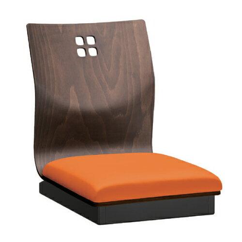 【霧島I D 座椅子 Aランク 】 幅370×奥行530×高さ500(mm)【業務用】【新品】【送料無料】
