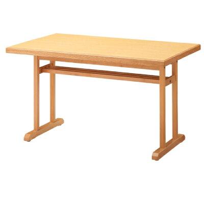 【新・松島テーブル(白木)-2】プロシード幅600×奥行750×高さ700(mm)【業務用】【新品】【送料無料】
