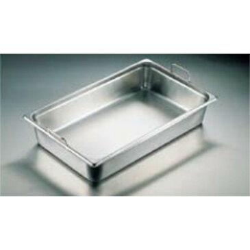 18-8 テーブルパン フック 取手 付 1/3 100mm 3.8L/業務用/新品