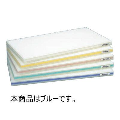 ポリエチレンかるがるまな板HD/肉厚タイプ(両面シボ付)700×35030mmブルー【業務用】【送料別】
