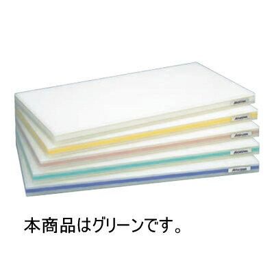 まな板抗菌おとく両面シボ付OTK055層タイプ700×350×35グリーン【業務用】【同梱グループA】