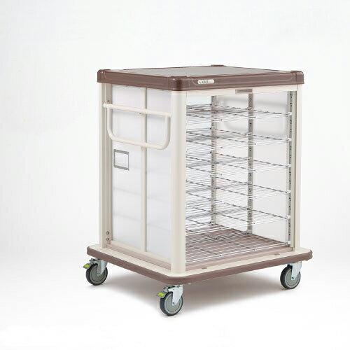 業務用 配膳車 常温配膳車COOシリーズ JCSL24 幅952×奥行870×高さ1169mm:業務用厨房機器・家具・食器INBIS