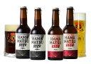 クラフトビール はままつビール 送料無料 飲み比べ ヘレス2本 シュヴァルツ2本 計4本セット 浜松 ビール 地ビール プレゼント 贈り物 ギフト