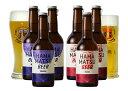 ビール 送料無料 ヴァイツェン3本 ヘレス3本 計6本