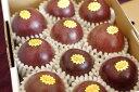 パッションフルーツ販売 南国フルーツを通販で取寄。化粧箱約800g約8玉〜12玉
