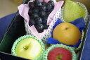 お中元果物・暑中お見舞い果物・残暑見舞い果物。フルーツ詰め合わせ