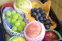 お中元果物・暑中お見舞い果物・残暑見舞い果物。フルーツ詰め合わせ】
