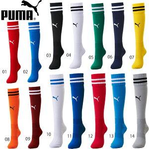 プーマ PUMA サッカー フットサル ジュニア キッズ 子供用 サッカーストッキング サッカー ソックス ラインイン 729882