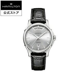 ハミルトン 公式 腕時計 Hamilton Jazzmaster Day Date ジャズマスター デイデイト メンズ レザー   正規品 時計 メンズ腕時計 ギフト ブランド ベルト 革ベルト ウォッチ ブランド腕時計 ビジネス うでとけい おしゃれ 男性腕時計 watch 紳士
