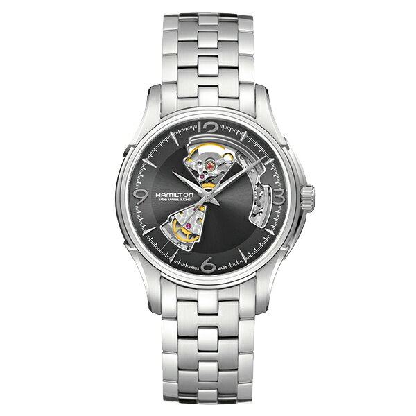 best service d168a e70a6 ハミルトン 公式 腕時計 Hamilton Jazzmaster Open Heart ジャズ ...
