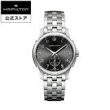 Hamilton ハミルトン 公式 腕時計 Jazzmaster Thinline Small Second ジャズマスター シンライン プチセコンド メンズ メタル | 正規品 時計 メンズ腕時計 ブランド ブレスレットウォッチ ブレスレット クォーツ ウォッチ ビジネス クオーツ シンプル 男性 黒文字盤