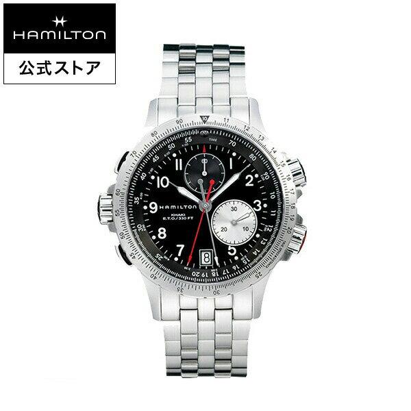 【ハミルトン公式】HamiltonKhakiETOカーキアビエーションカーキE.T.O.メンズ
