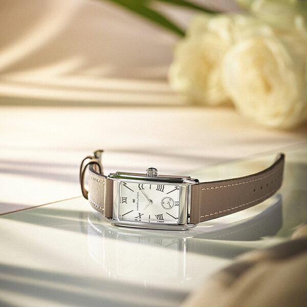 ハミルトン公式腕時計HamiltonArdmoreアメリカンクラシックアードモアレディースレザーH11221514 正規品時計クォーツ革ベルトレディース腕時計ギフトブランド腕時計レディレディースウォッチおしゃれ女性watchクオーツローマ数字