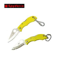 【送料無料】【スパイダルコ/Spyderco】LadyBugSalt/レディバグソルトモデル【折りたたみナイフ】【サバイバルナイフ】【キャンプ】【アウトドア】【折畳み】