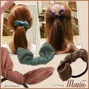 やっぱり、大人ガーリー主義♪私のヘアアレンジ、決め手はリボン。Rubanシリーズのお好きな髪飾...