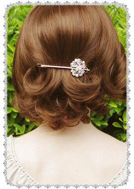 結婚式髪型ミディアム自分で簡単 | kamigata