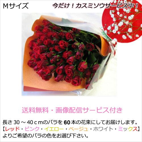 ★Mサイズ★還暦のお祝いに【花 ギフト ...
