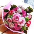 ハロウィン 開店祝い プレゼントにも おまかせ ピンク ブーケ 花束 ハロウィン 開店祝いギフト お祝い 花 人気ランキング 花ギフト 花束 結婚記念日 (就任 送別 誕生日 などにも) バラ 還暦 6 花束[胡蝶蘭]