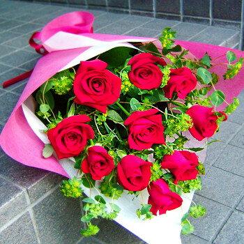 送料無料 お中元 開店祝い 退職祝い プレゼント おまかせ 赤バラの花束 退職祝い 花 人気ランキング 花ギフト 花束 結婚記念日 (就任 送別 誕生日 などにも) バラ 就任 送別 95 花束