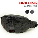 BRIEFING(ブリーフィング)ウエストバッグボディバッグBRF312219