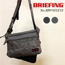 BRIEFING(ブリーフィング)QLサコッシュショルダーバッグBRF425219