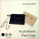 ジルスチュアートJILLSTUART定期入れパスケースJSLW6AP1