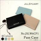 ジルスチュアートJILLSTUART定期入れパスケースJSLW6CP1