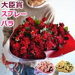 スプレーバラ・ファンシーローラの花束【送料無料】【あす楽対応】
