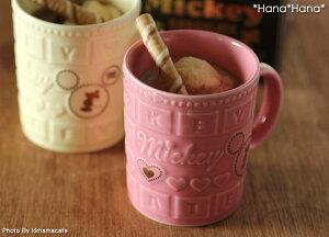 ディズニー ミッキーマウス デコチョコマグ Disneyzone クッキー