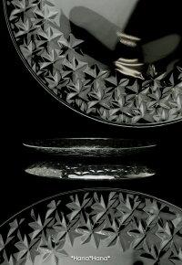 ガラシアディナープレート27.8cmクリア