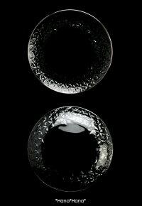 ガラシアディナープレート27.8cmプラチナライン