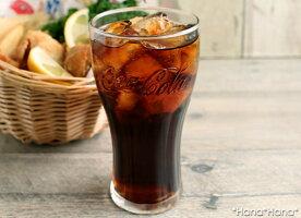 コカ・コーラジェヌインタンブラーグラス370mlクリア