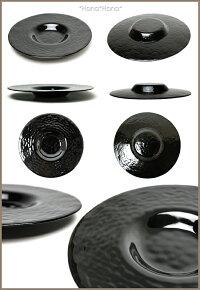 リムレット・ワイドリムプレート20cm/ブラック
