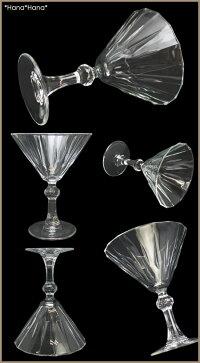 ダイヤモンドカクテルグラス