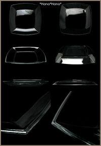 ガラス・Tokioスクエアパスタプレート26.5cm【アウトレット品】【直輸入価格】