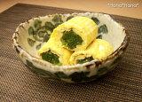 たこ唐草 楕円鉢 小鉢 12.7cm//美濃焼 和食器