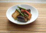 ホワイト食器 メタリムフルーツ皿 14.3cm//美濃焼