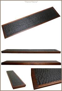 アジアン・49.5cm木製トレー