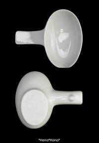 ホワイトスプーン&カトラリーレスト