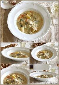クリスタ24cmスープ皿