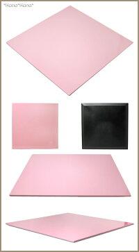 正角プレイスマット30cmブロッサムピンク