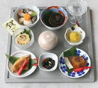 祥瑞菊小付ミニ小鉢9.5cm波佐見焼