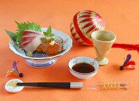 茜ガラス珍味入れ豆鉢4.5cm(アンバー)
