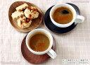 おうちをお好みのカフェテリアに♪おうちカフェや和カフェに♪木製耳付きコースター