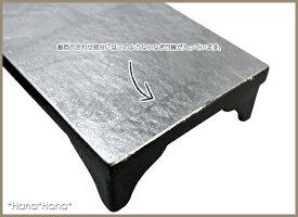 アルジャンIIIトレー足付き(シルバー)58.8cm
