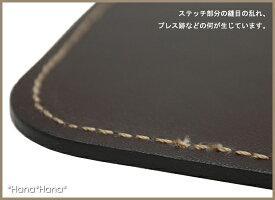 角型コースターリバーシブル(クロコ×レザー)